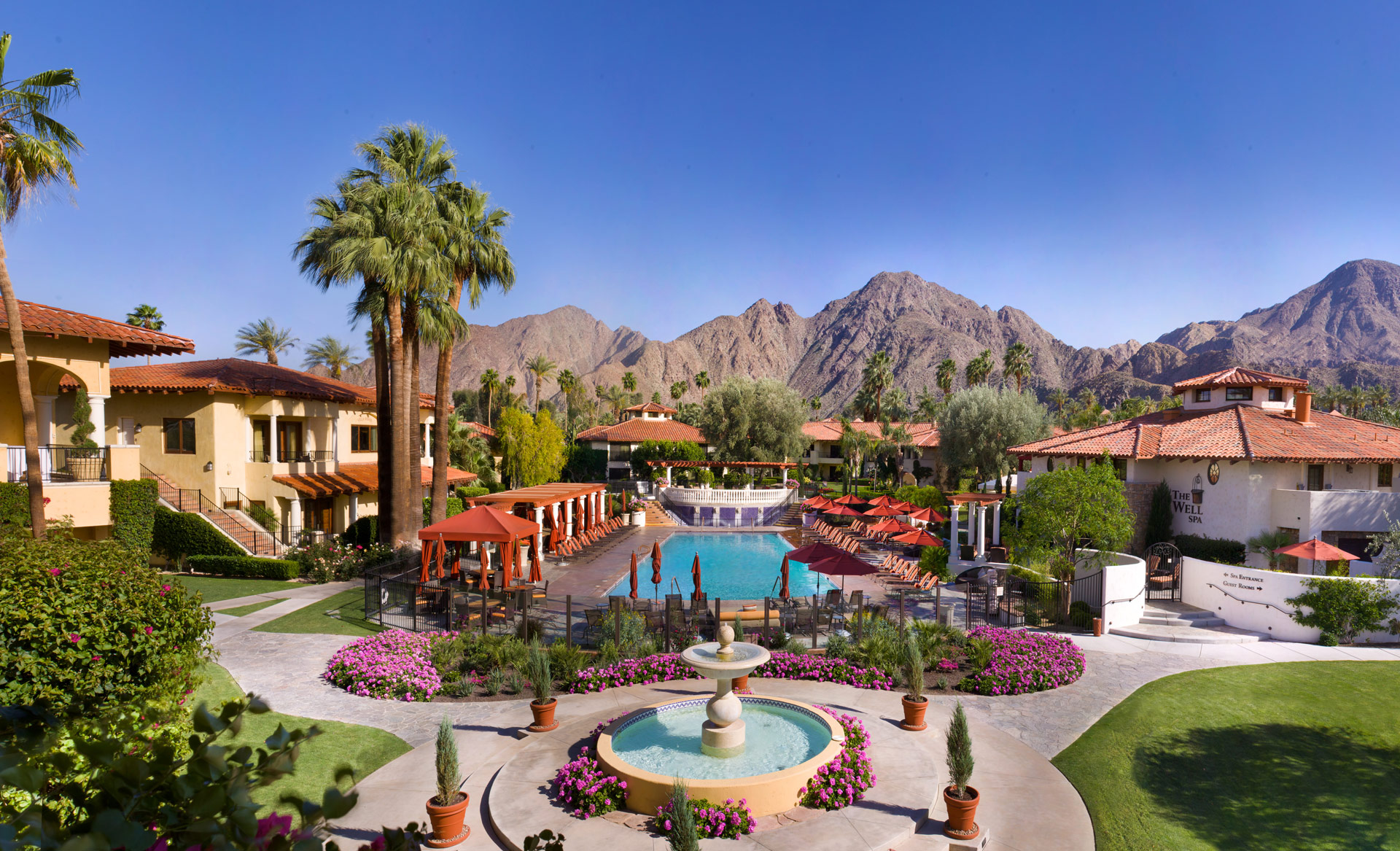 3 Night Miramonte Resort Spa Weekend One Vip Travel Package For 4 People