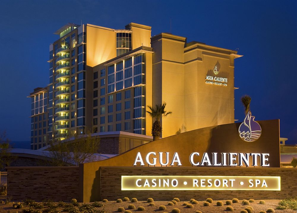 Palm springs casino events