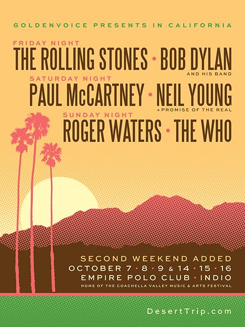 The Beatles Polska: Drugi występ Paula McCartneya na Desert Trip